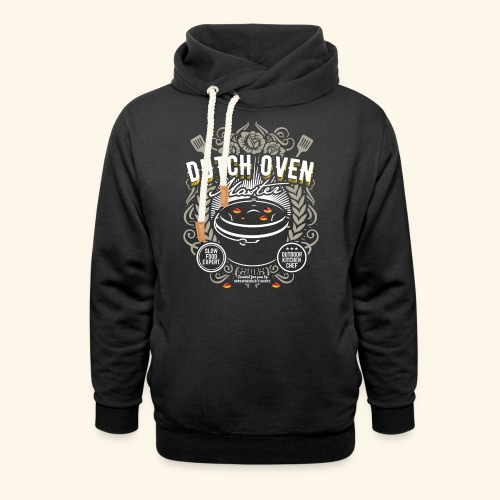 Dutch Oven T Shirt Dutch Oven Master - Schalkragen Hoodie