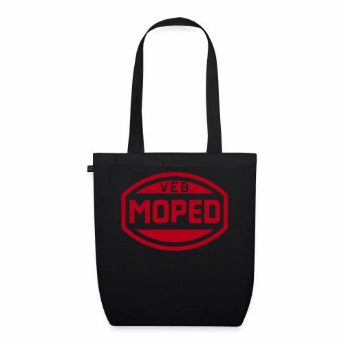 Moped VEB Logo (1c) - EarthPositive Tote Bag