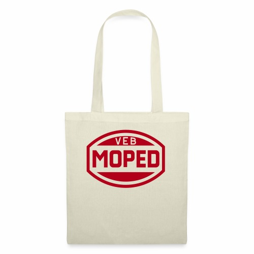 Moped VEB Logo (1c) - Tote Bag