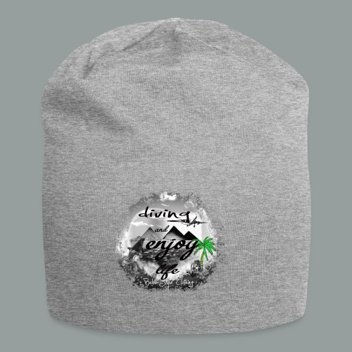 diving and enjoy life - Jersey-Beanie