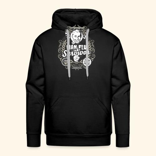 Man Flu Survivor T Shirt - Männer Premium Hoodie