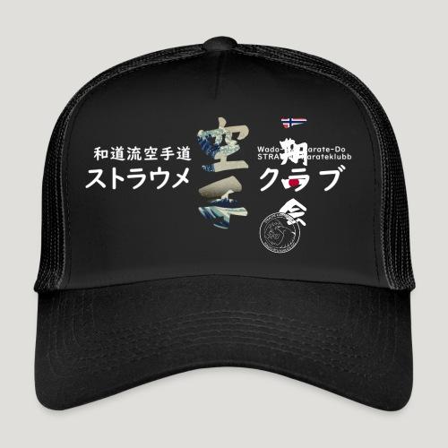 Straume Karateklubb - Trucker Cap