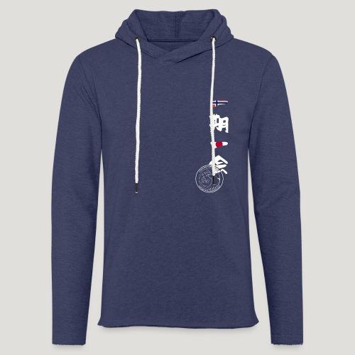 Straume Karateklubb - Lichte hoodie unisex