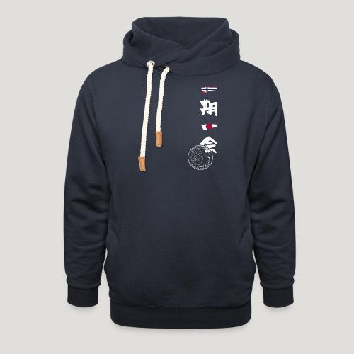 Straume Karateklubb - Sjaalkraag hoodie
