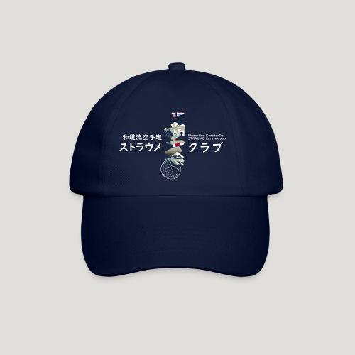 Straume Karateklubb - Baseballcap
