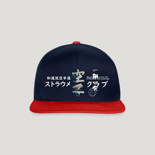 Straume Karateklubb - Snapback cap