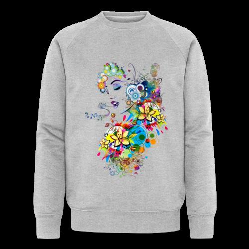 Lady singer Tee shirts - Sweat-shirt bio Stanley & Stella Homme