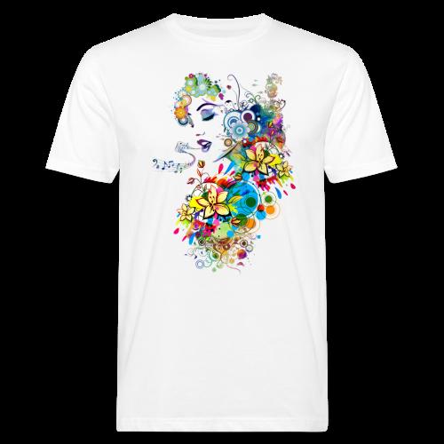 Lady singer Tee shirts - T-shirt bio Homme