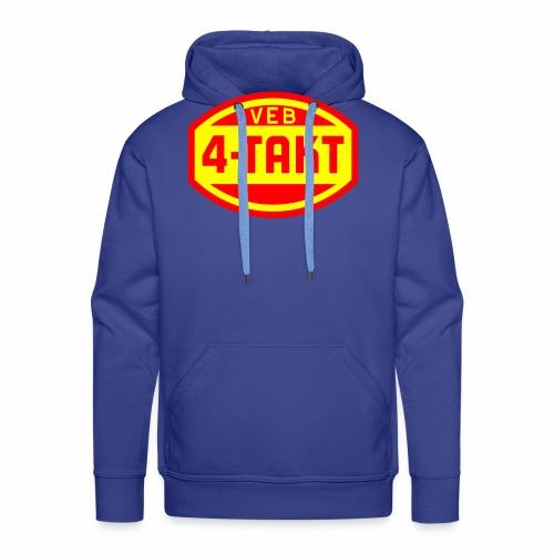 VEB 4-Takt Logo (2c) - Men's Premium Hoodie