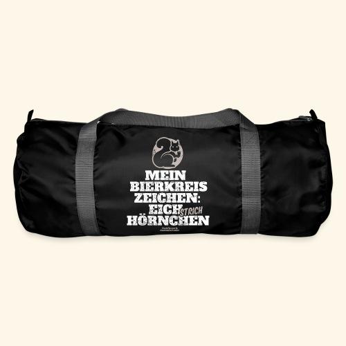 Lustiges Bier T Shirt Eichstrichhörnchen - Sporttasche