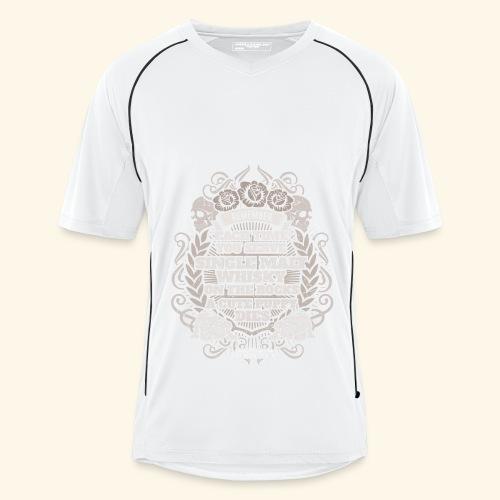 Whisky T Shirt Single Malt Whisky - Männer Fußball-Trikot