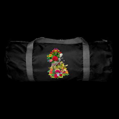 Lady flower by T-shirt chic et choc - Sac de sport