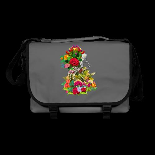 Lady flower by T-shirt chic et choc - Sac à bandoulière
