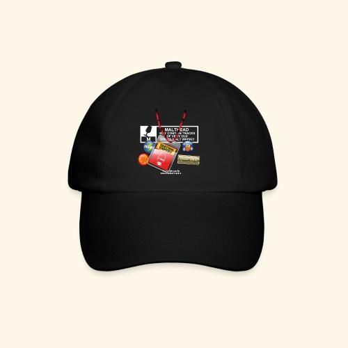 Whisky T Shirt Tasting Expert - Baseballkappe