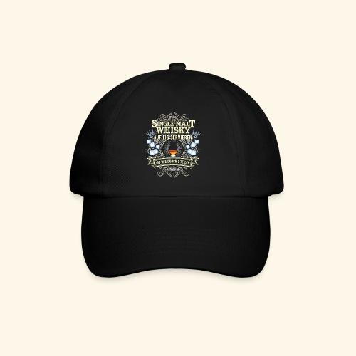 Whisky T Shirt Single Malt | das Original - Baseballkappe