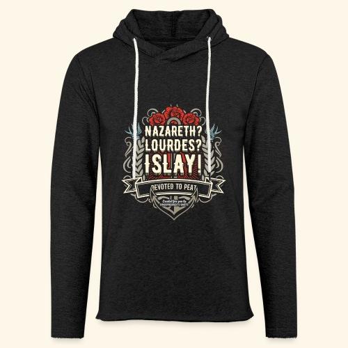 Whisky T Shirt Islay - Leichtes Kapuzensweatshirt Unisex