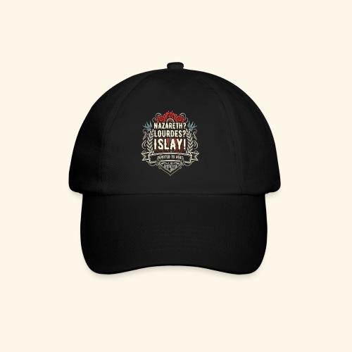 Whisky T Shirt Islay - Baseballkappe