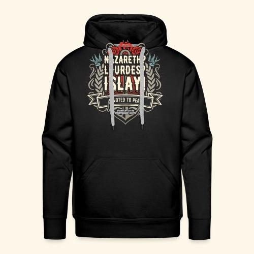 Whisky T Shirt Islay - Männer Premium Hoodie