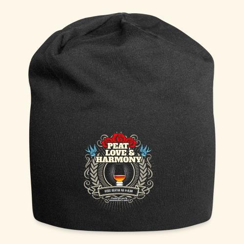 Whisky T Shirt Peat Love & Harmony - Jersey-Beanie