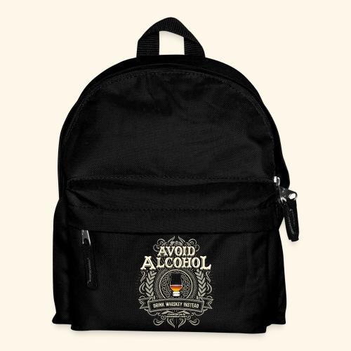 Whiskey T Shirt Avoid Alcohol - Kinder Rucksack