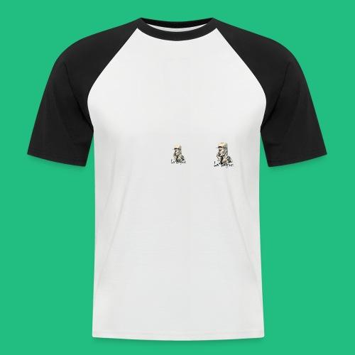MUG PANORAMIQUE - T-shirt baseball manches courtes Homme