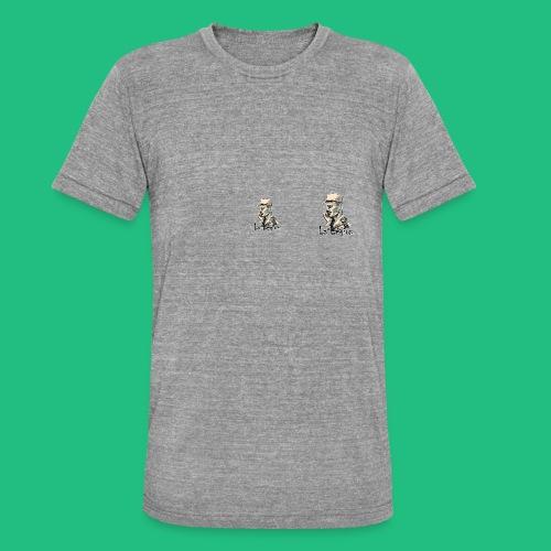MUG PANORAMIQUE - T-shirt chiné Bella + Canvas Unisexe