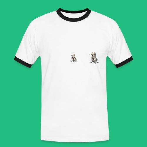 MUG PANORAMIQUE - T-shirt contrasté Homme