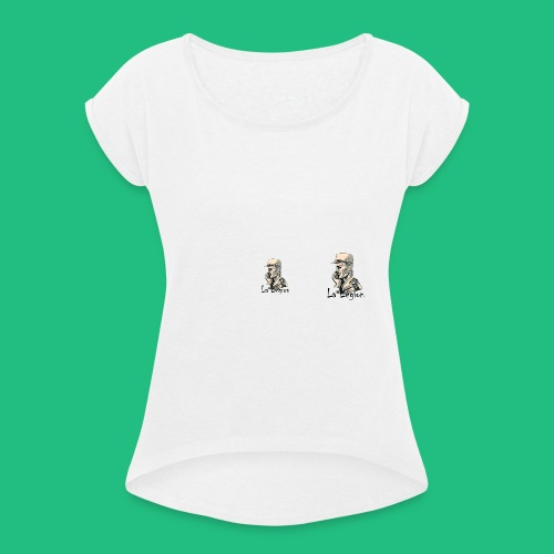 MUG PANORAMIQUE - T-shirt à manches retroussées Femme