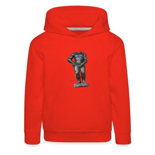 REAL BiG mannekenpis  | ♀♂ - Pull à capuche Premium Enfant