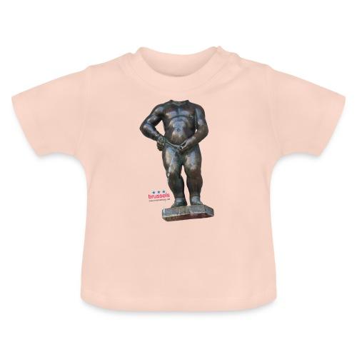 REAL BiG mannekenpis  | ♀♂ - T-shirt Bébé