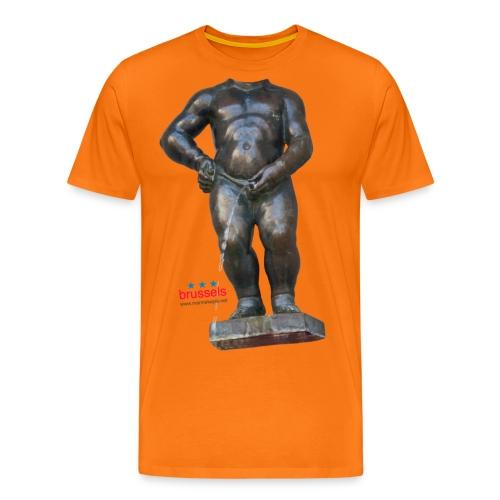 REAL BiG mannekenpis  | ♀♂ - T-shirt Premium Homme