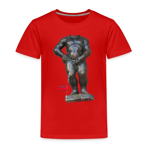 REAL BiG mannekenpis  | ♀♂ - T-shirt Premium Enfant
