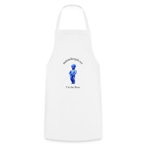 I'M THE BOSS ♀♂ | manneken pis - Tablier de cuisine