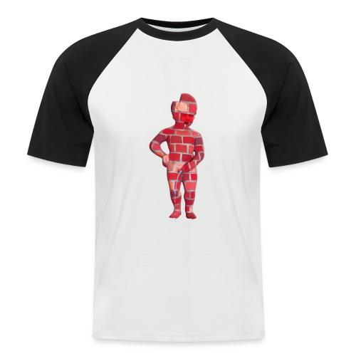 BRiCO ♀♂ | mannekenpis - T-shirt baseball manches courtes Homme