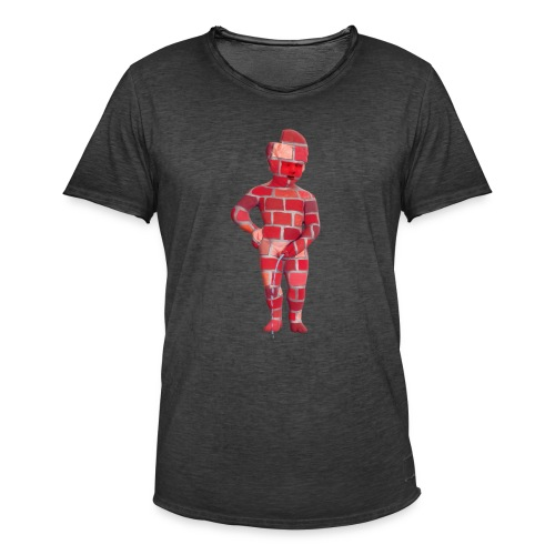 BRiCO ♀♂ | mannekenpis - T-shirt vintage Homme