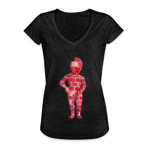 BRiCO ♀♂   mannekenpis - T-shirt vintage Femme