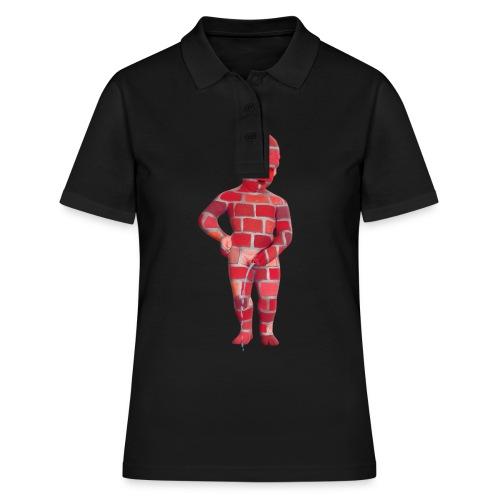 BRiCO ♀♂ | mannekenpis - Women's Polo Shirt