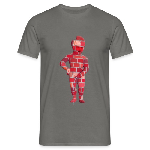 BRiCO ♀♂   mannekenpis - T-shirt Homme
