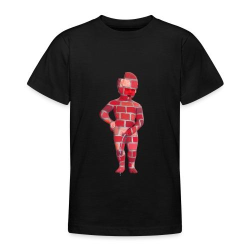 BRiCO ♀♂ | mannekenpis - T-shirt Ado
