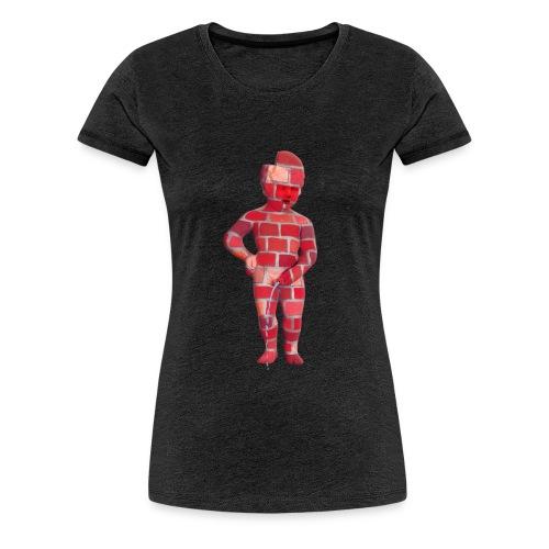 BRiCO ♀♂ | mannekenpis - T-shirt Premium Femme