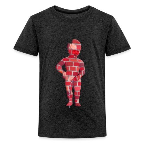 BRiCO ♀♂ | mannekenpis - T-shirt Premium Ado