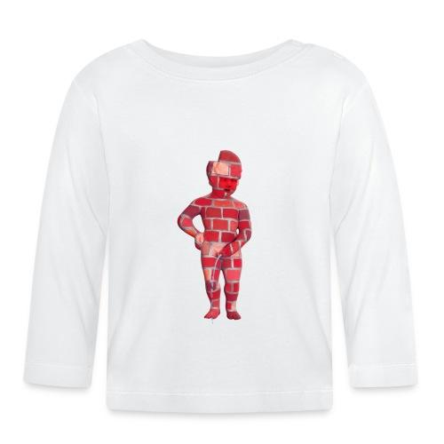 BRiCO ♀♂ | mannekenpis - T-shirt manches longues Bébé