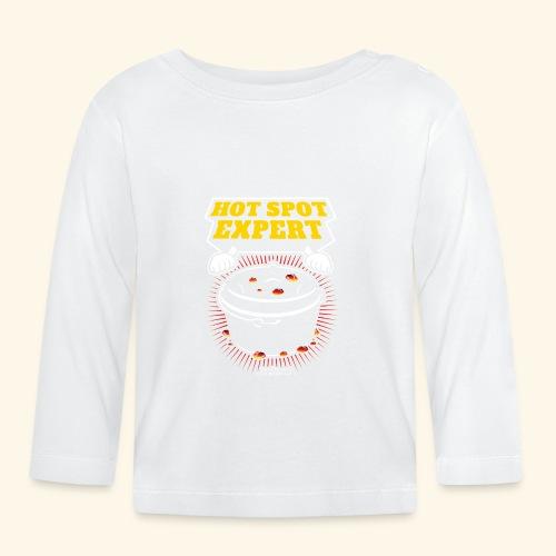 Dutch Oven T Shirt Hot Spot Expert - Baby Langarmshirt