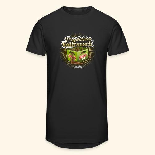 Bier T Shirt Projektleiter Vollrausch (R) - Männer Urban Longshirt