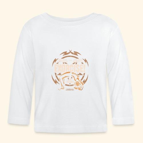Exorcise! T Shirt für Filmfans - Baby Langarmshirt