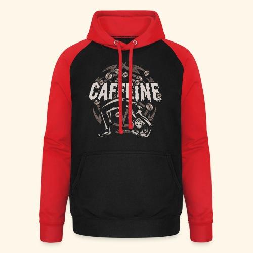 Kaffee T Shirt - Unisex Baseball Hoodie