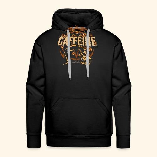 Kaffee T Shirt - Männer Premium Hoodie