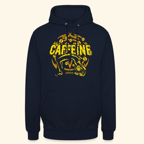 Kaffee T Shirt - Unisex Hoodie