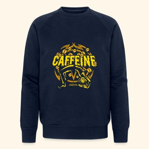 Kaffee T Shirt - Männer Bio-Sweatshirt von Stanley & Stella