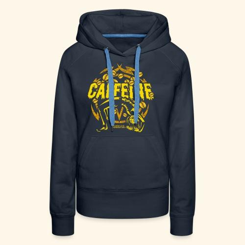 Kaffee T Shirt - Frauen Premium Hoodie